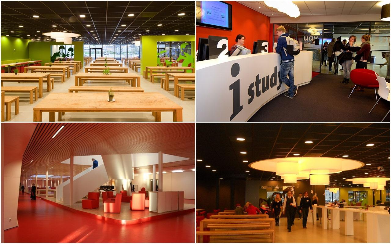 Đại học Stenden Hà Lan