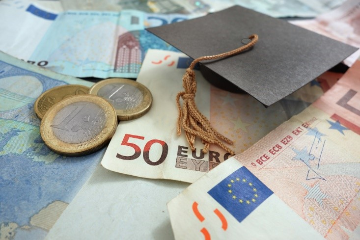 Các trường Hà Lan có nhiều hình thức hỗ trợ tài chính cho sinh viên quốc tế