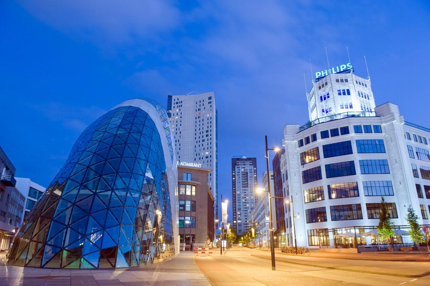 Hà Lan là nơi sở hữu vùng Brainport vốn nối tiếng về sáng tạo công nghệ cao